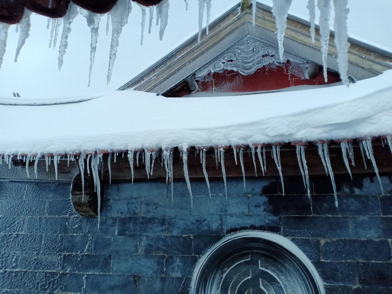 Sapa: Tuyết phủ dày 60cm trắng trên đỉnh Fansipan - Ảnh 14.
