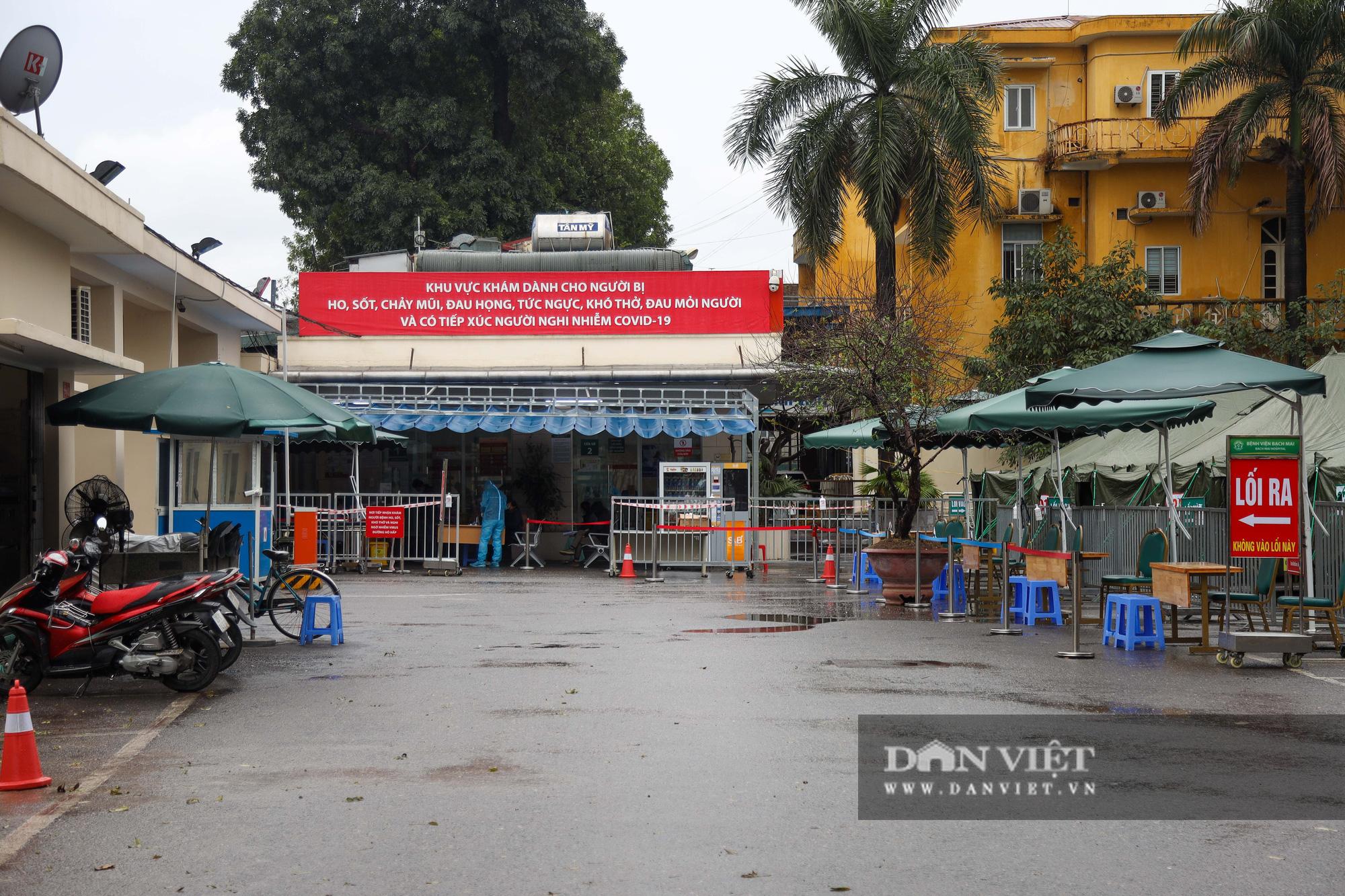 Cận cảnh bệnh viện dã chiến xây trong 4 tiếng ở Hà Nội  - Ảnh 3.