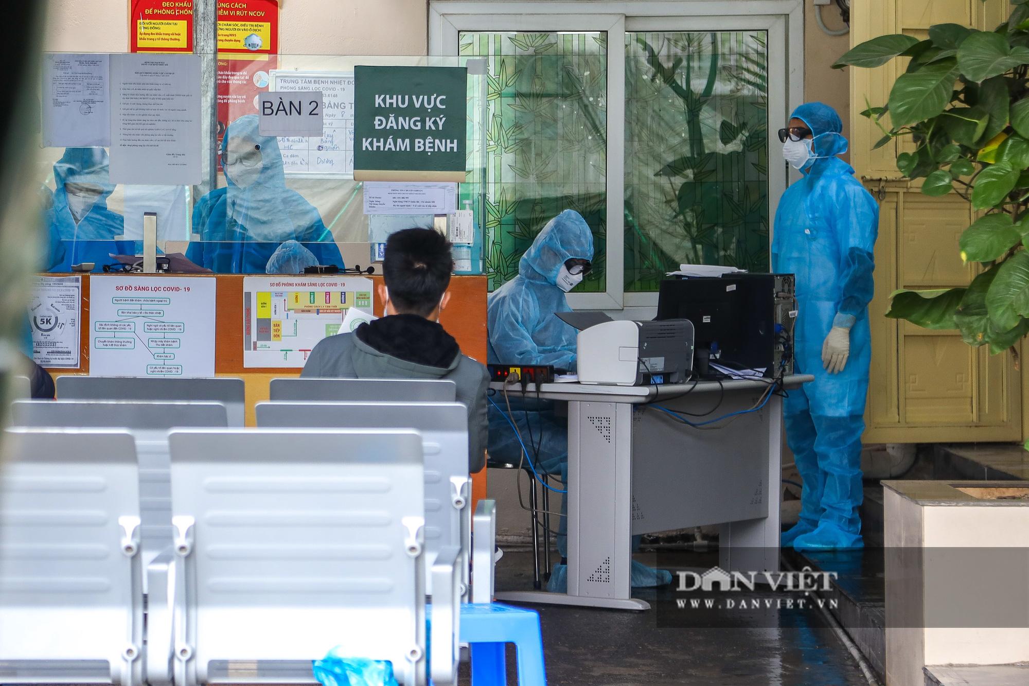 Cận cảnh bệnh viện dã chiến xây trong 4 tiếng ở Hà Nội  - Ảnh 4.