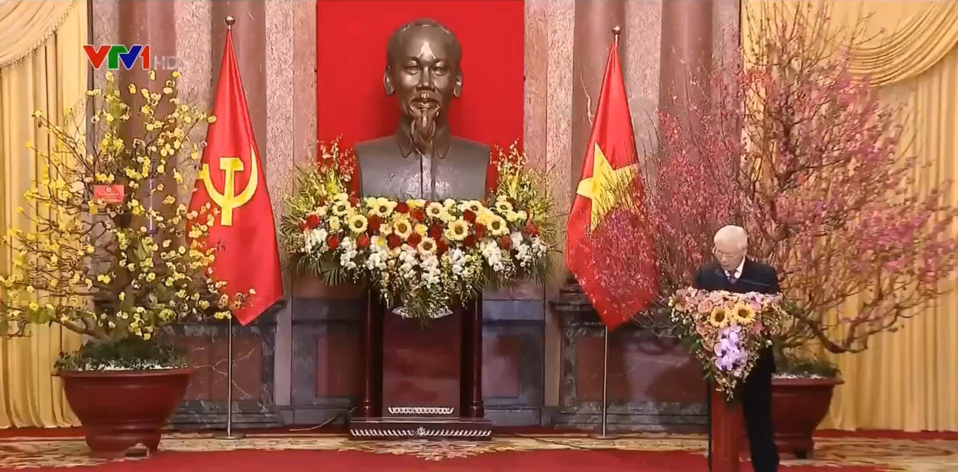 Toàn văn bài phát biểu chúc tết của Tổng bí thư, Chủ tịch nước Nguyễn Phú Trọng - Ảnh 2.