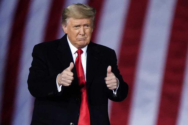 Trump tin sẽ được tuyên trắng án trong phiên tòa luận tội hôm nay - Ảnh 1.