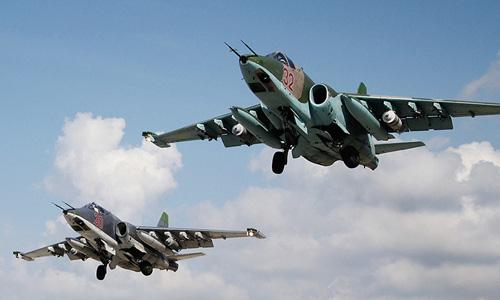 Bật mí thiết bị giúp máy bay ném bom Nga đánh đâu trúng đấy - Ảnh 1.