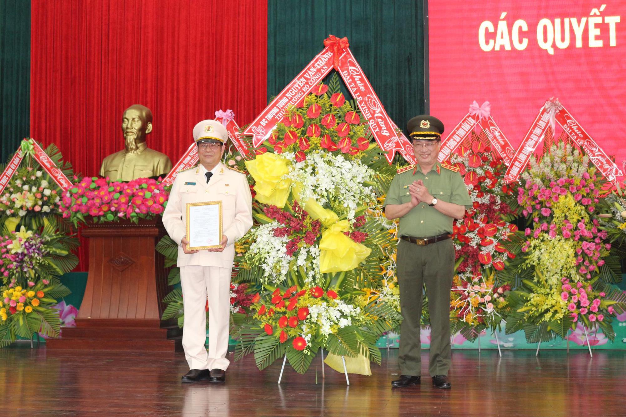 Người chỉ đạo phá nhiều chuyên án lớn làm Giám đốc Công an tỉnh Đắk Lắk  - Ảnh 1.