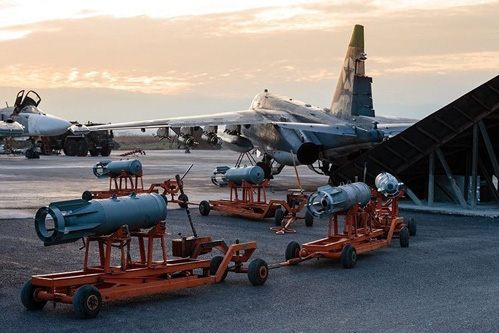 Bật mí thiết bị giúp máy bay ném bom Nga đánh đâu trúng đấy - Ảnh 3.