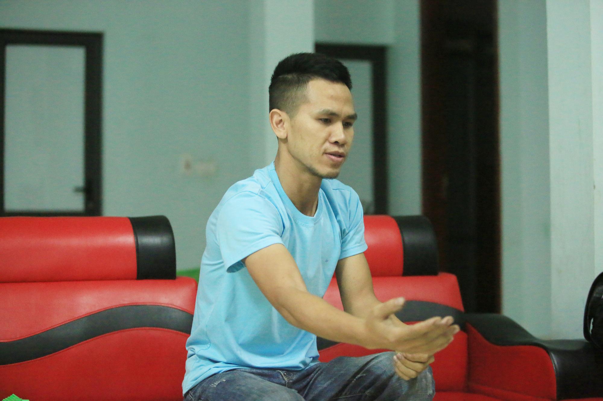 Những hình ảnh đời thường của người hùng Nguyễn Ngọc Mạnh - Ảnh 5.
