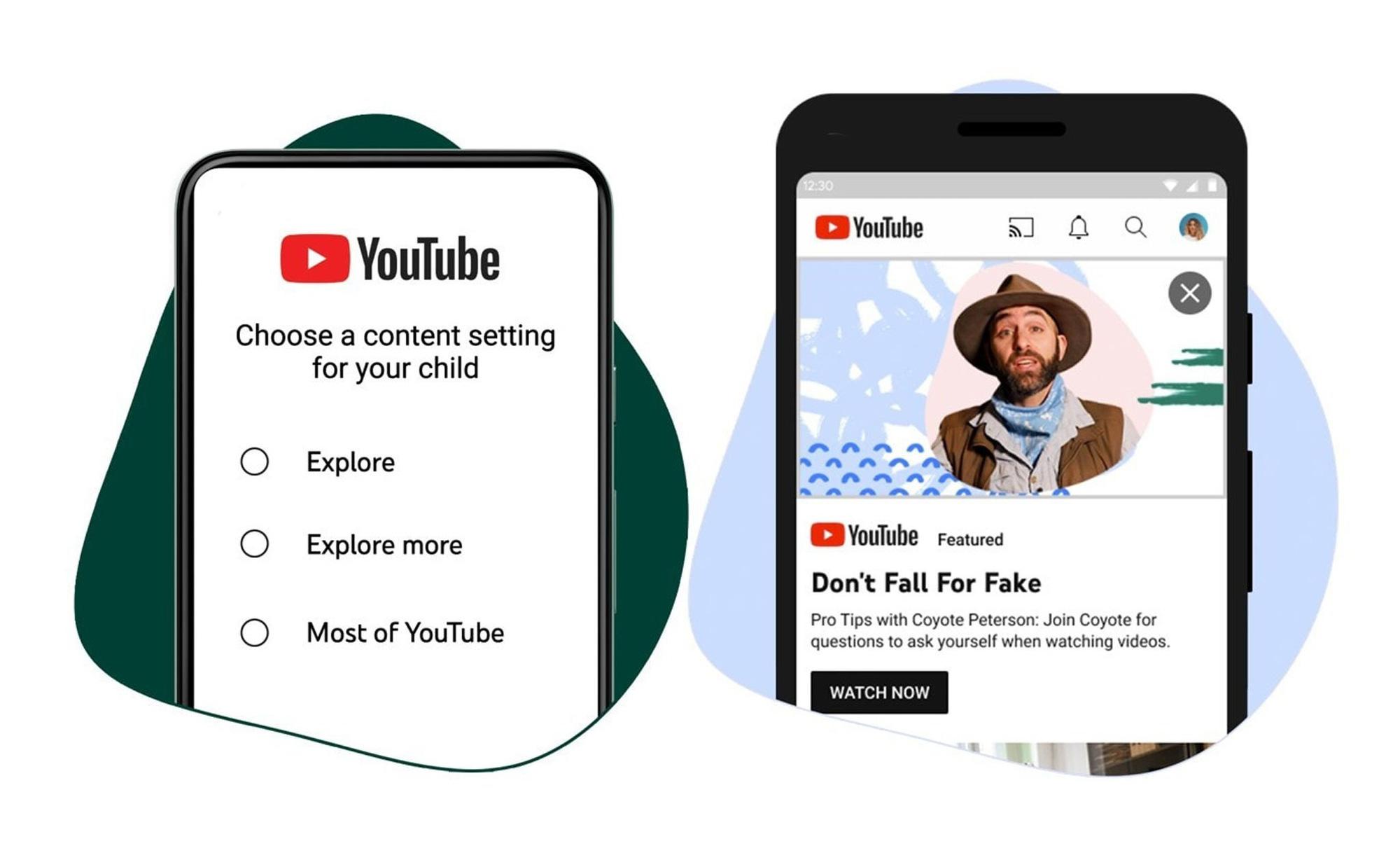 Tính năng mới trên Youtube giúp phụ huynh dễ dàng bảo vệ con em - Ảnh 2.
