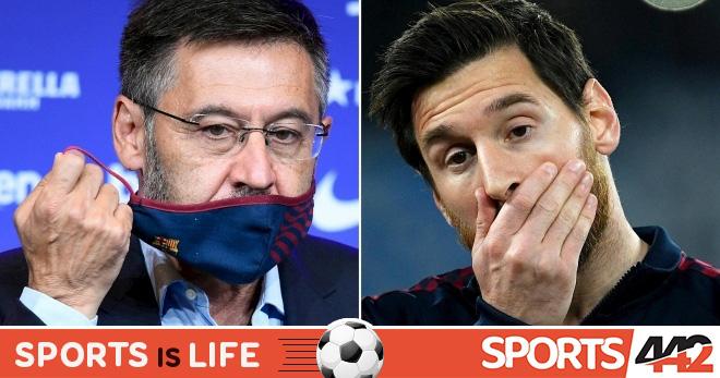 """""""Hãm hại"""" Messi, cựu Chủ tịch Barcelona bị bắt giữ - Ảnh 2."""
