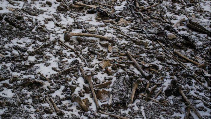 Bí ẩn khó hiểu về hồ xương người chứa hàng trăm hài cốt ở độ cao hơn 5.000m - Ảnh 3.