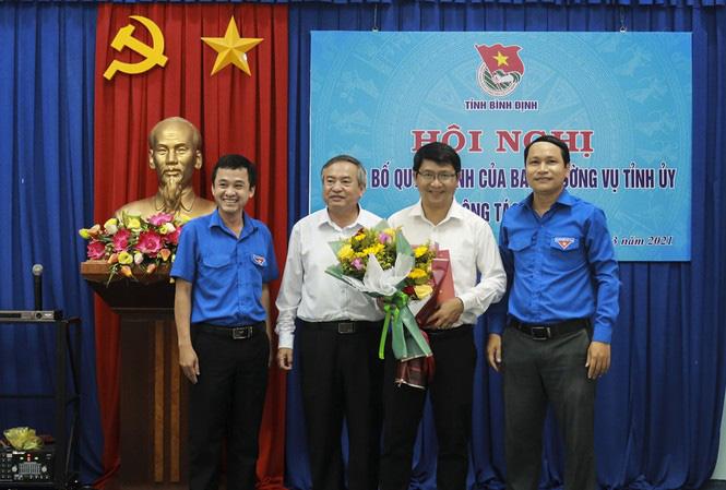 Một Phó Bí thư tỉnh đoàn được điều động làm Phó Bí thư Huyện ủy - Ảnh 1.