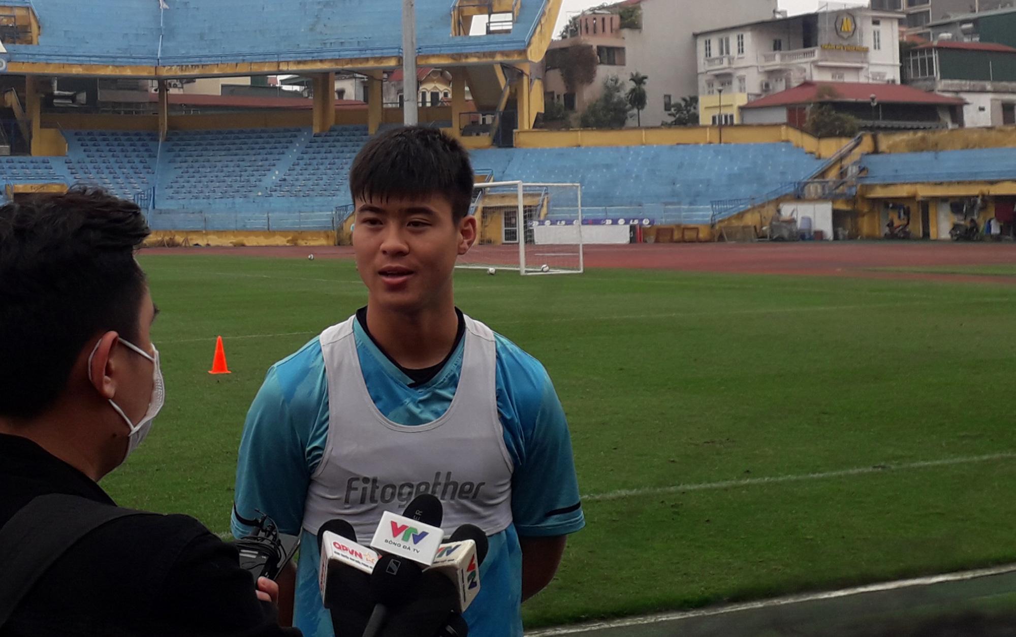 Duy Mạnh nói về nỗi sợ khi trở lại V.League sau chấn thương - Ảnh 2.