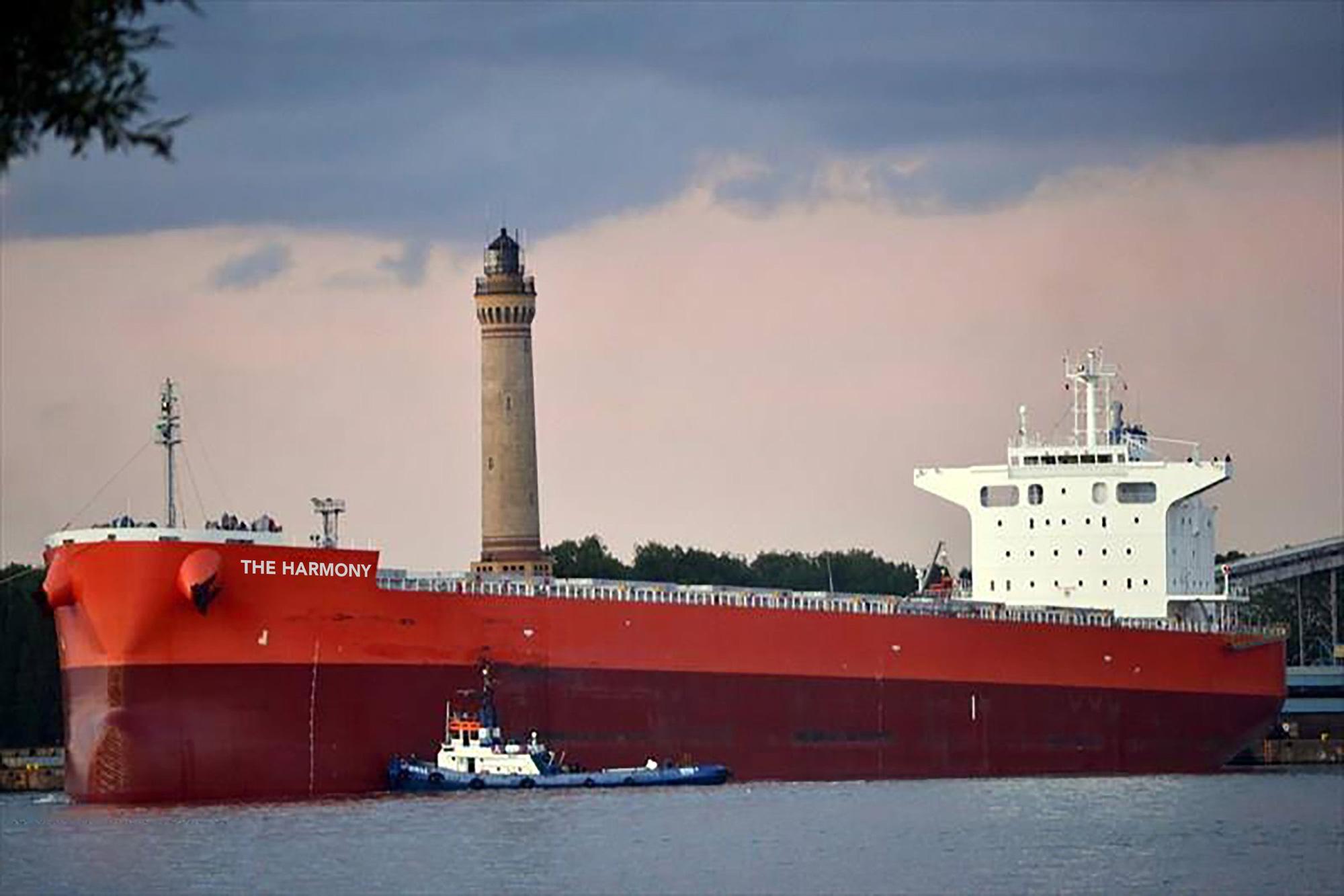 Hòa Phát mua 2 tàu cỡ lớn tới 90.000 tấn chuyên chở than, quặng sắt - Ảnh 1.