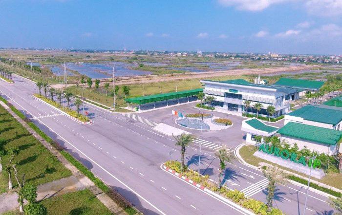 Nam Định sẽ có khu công nghiệp Mỹ Thuận hơn 1.621 tỷ đồng - Ảnh 1.