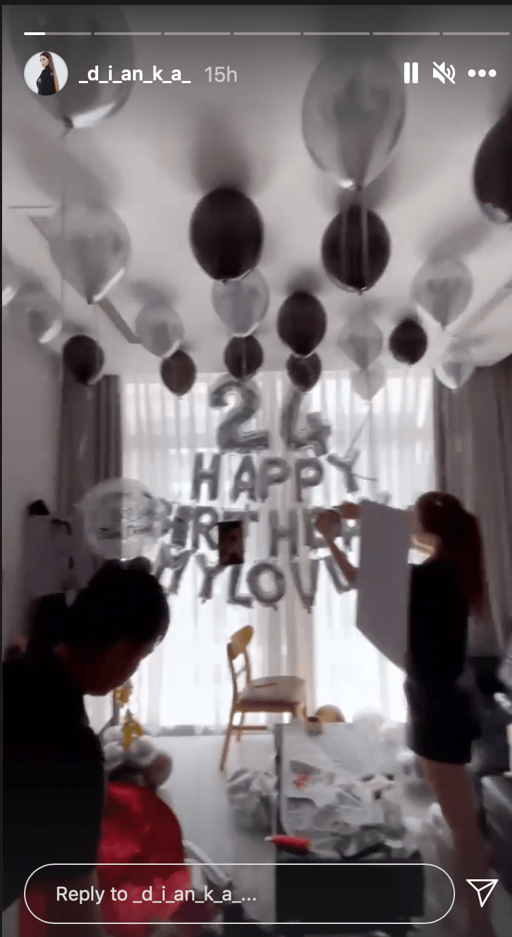 """Bùi Tiến Dũng nhận """"món quà đặc biệt"""" từ bạn gái Tây dịp sinh nhật - Ảnh 1."""