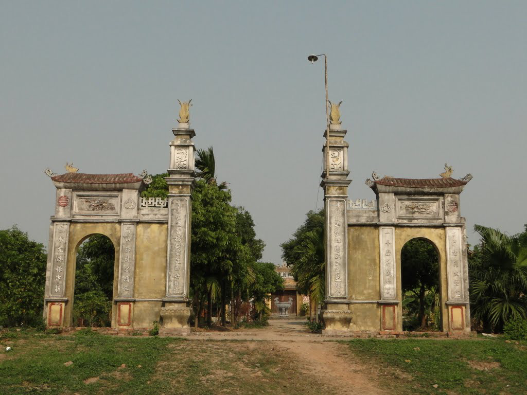Tôn tạo thành cổ Luy Lâu – trung tâm Phật giáo cổ xưa nhất của người Việt  - Ảnh 1.