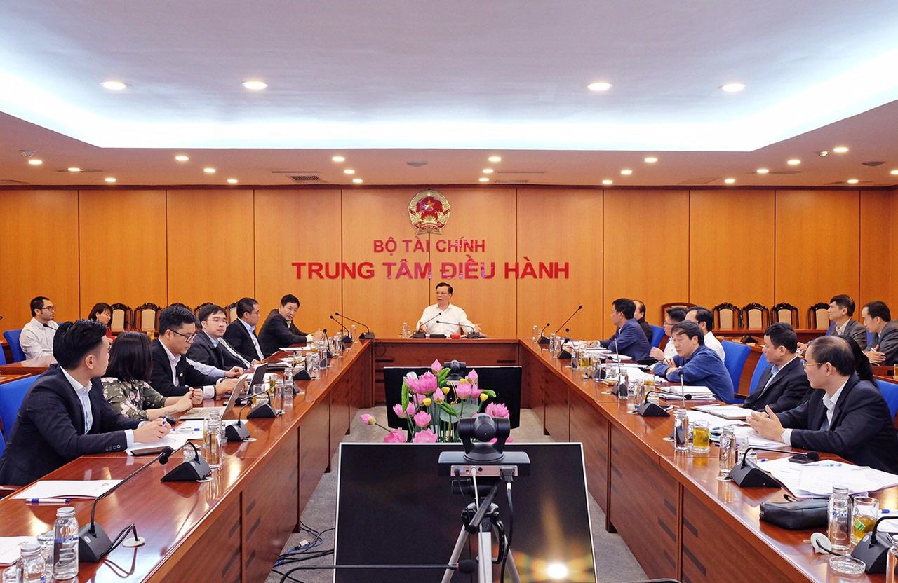 Ông Trương Gia Bình: FPT sẽ cùng Bộ Tài chính tháo gỡ tình trạng nghẽn mạng ở HOSE trong thời gian nhanh nhất - Ảnh 1.