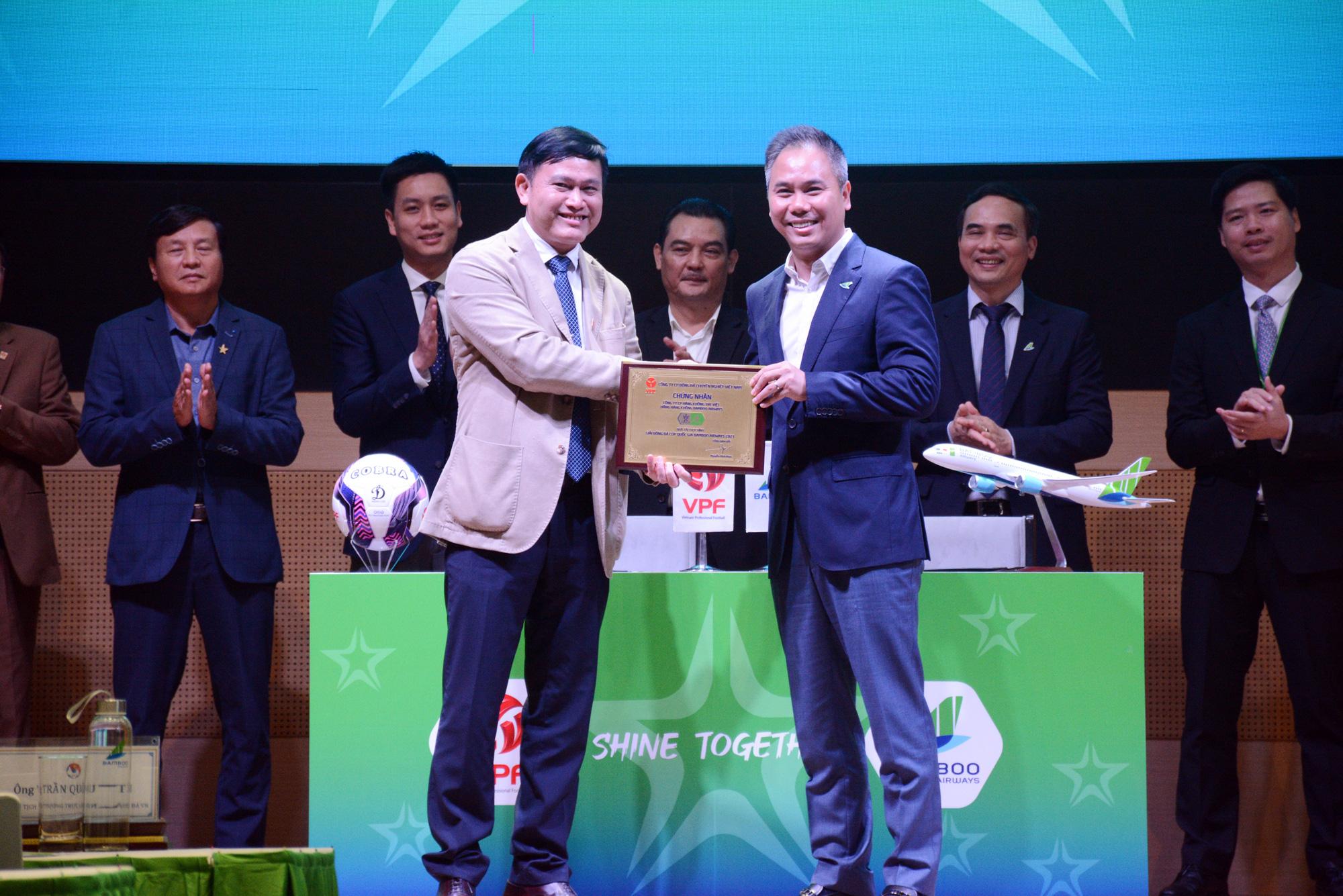 Đội vô địch Cúp QG Bamboo Airways 2021 nhận tiền tỷ - Ảnh 3.