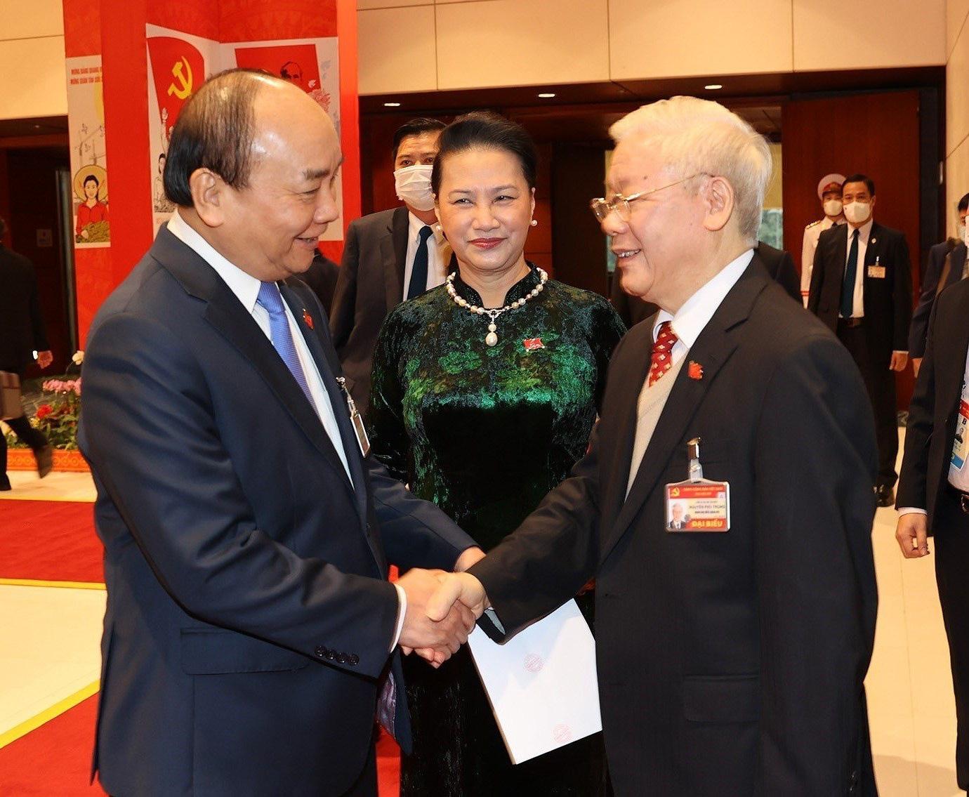 Dự kiến thời gian Quốc hội miễn nhiệm Chủ tịch nước, Thủ tướng và Chủ tịch Quốc hội - Ảnh 1.