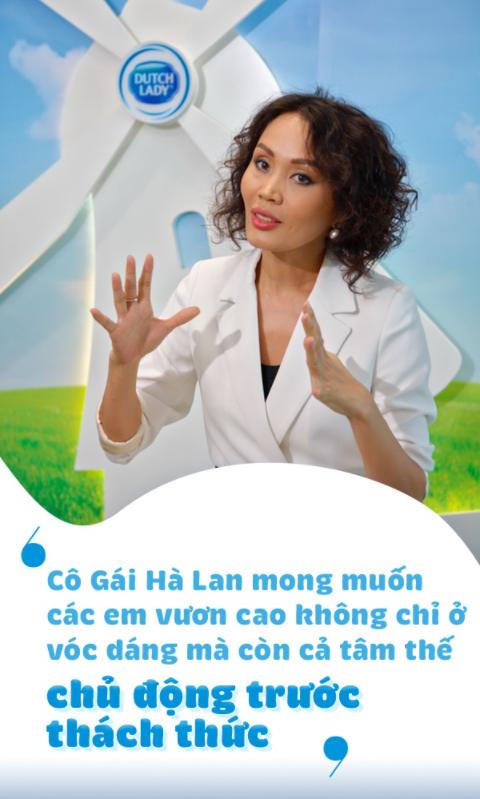 """Giám đốc Tiếp thị FrieslandCampina VN: """"Chúng tôi luôn hướng đến nuôi dưỡng tinh thần không ngại thử thách của trẻ""""  - Ảnh 4."""