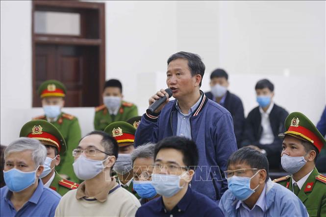 """Trịnh Xuân Thanh: """"Những người anh em tôi không làm gì vẫn phải ra tòa"""" - Ảnh 1."""