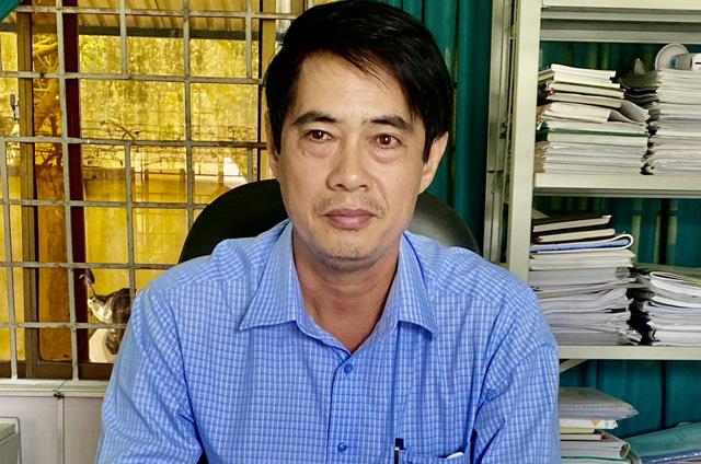 Quảng Ngãi: Huyện trả lời vụ dự án nông nghiệp sau nhiều năm cấp phép vẫn dang dở  - Ảnh 1.