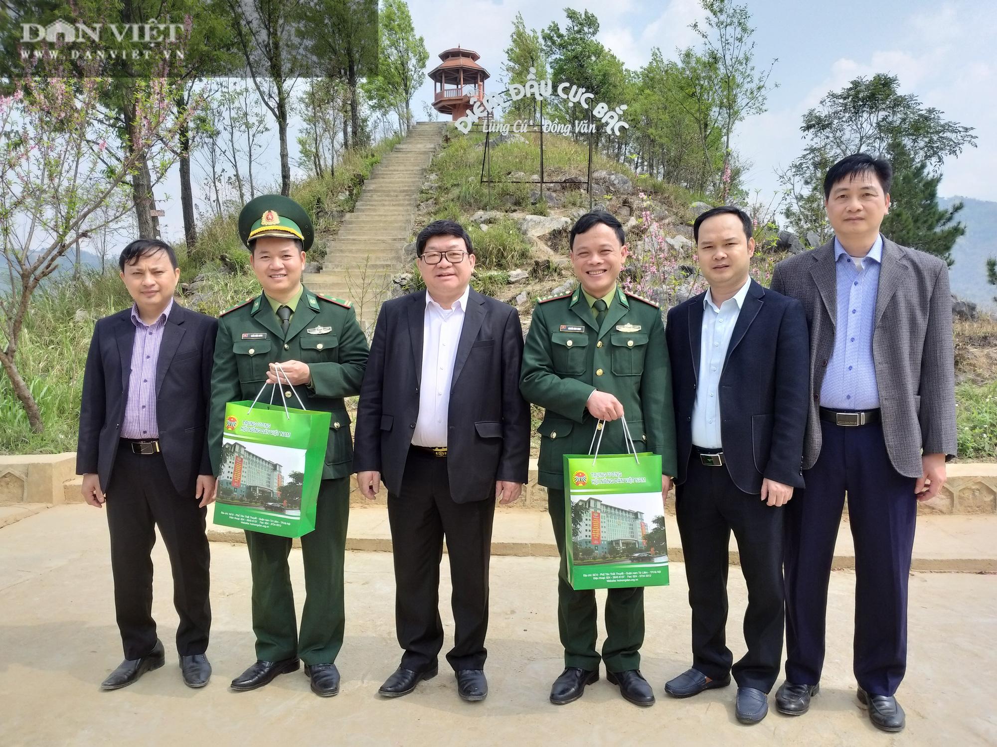Chủ tịch Hội ND Việt Nam gợi mở giúp huyện núi đá Hà Giang vượt khó - Ảnh 4.