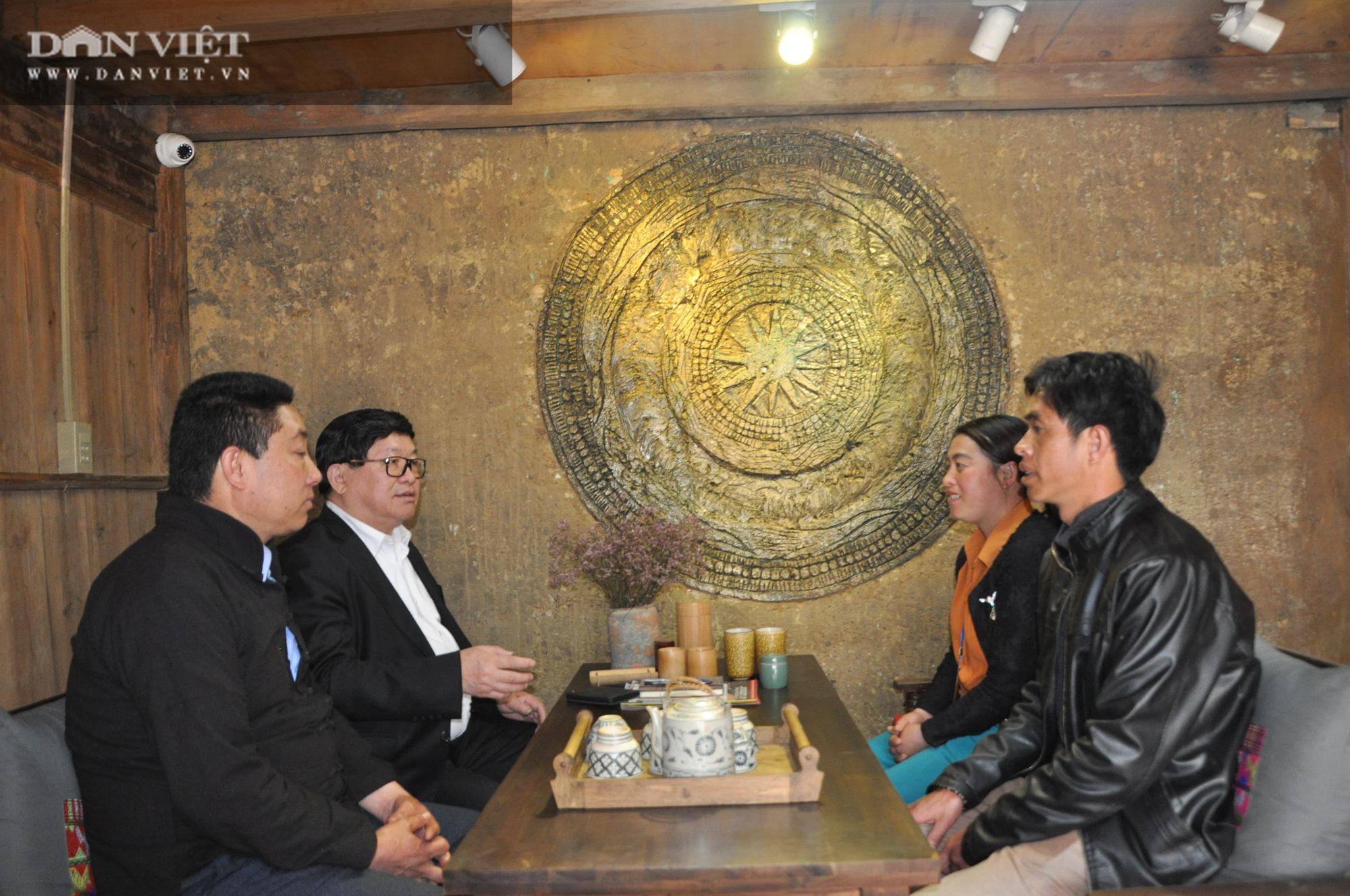 Chủ tịch Hội ND Việt Nam gợi mở giúp huyện núi đá Hà Giang vượt khó - Ảnh 2.