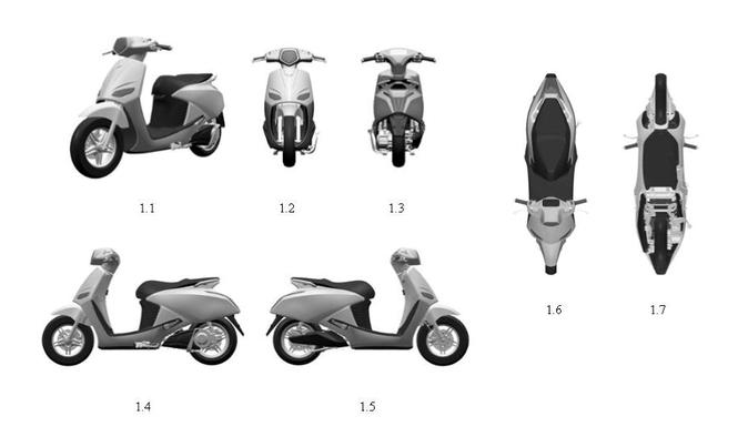 """VinFast sắp ra mắt xe máy điện mới, cạnh tranh """"tiểu SH"""" - Ảnh 3."""
