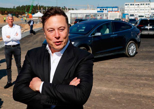 Elon Musk kiếm thêm 17,9 tỷ Bảng chỉ trong một ngày sau khi cổ phiếu Tesla tăng vọt - Ảnh 1.