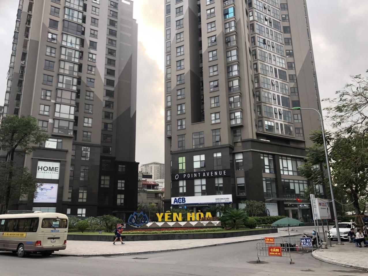 """Hà Nội: Chủ đầu tư chung cư E4 Yên Hoà bị """"tố"""" chậm bàn giao quỹ bảo trì - Ảnh 1."""