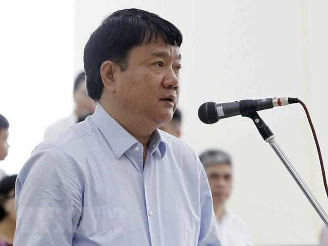 Nói lời sau cùng, ông Đinh La Thăng xin nhận trách nhiệm hình sự cho cấp dưới - Ảnh 1.