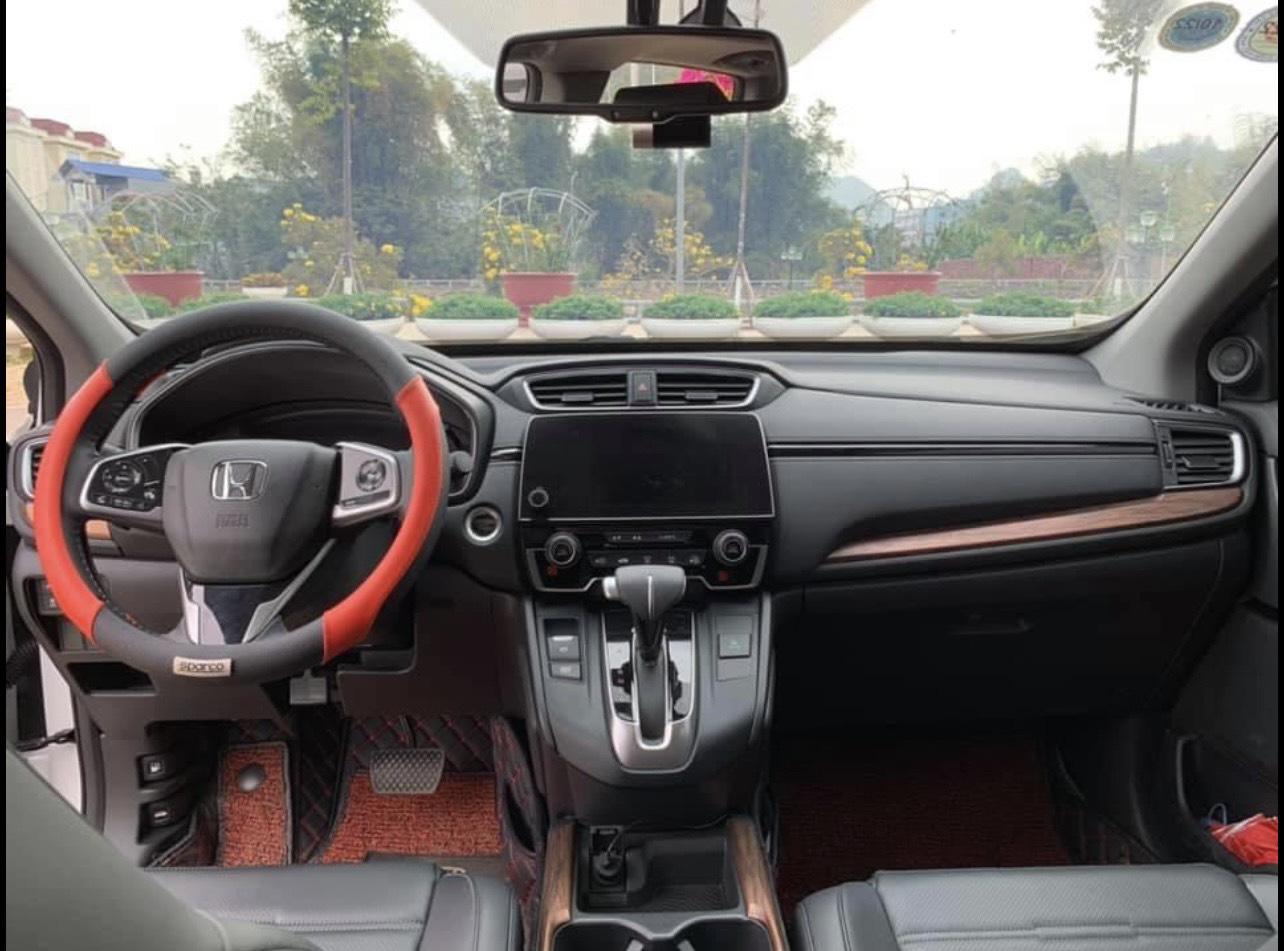 Honda CR-V nhập Thái mới đi 4000km, bán giá cực chất - Ảnh 2.