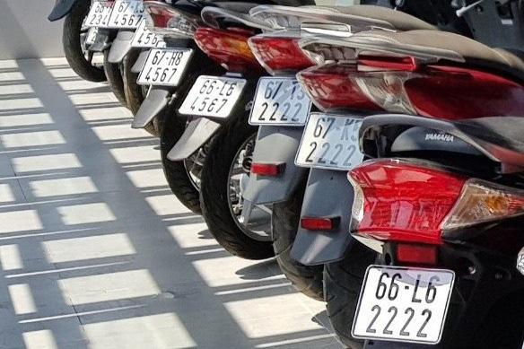 Bộ sưu tập 500 xe mô tô có biển số đẹp mê hồn - Ảnh 1.