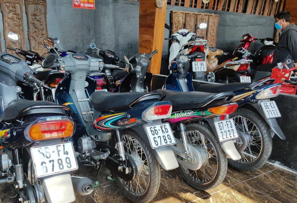 Bộ sưu tập 500 xe mô tô có biển số đẹp mê hồn - Ảnh 12.