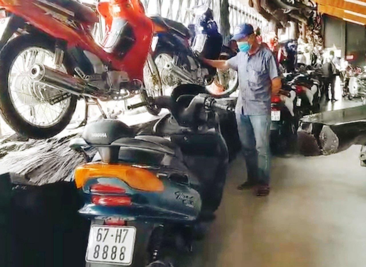 Bộ sưu tập 500 xe mô tô có biển số đẹp mê hồn - Ảnh 7.
