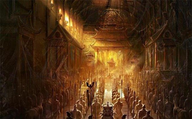 """Bí ẩn những cái bẫy """"chết người"""" trong lăng mộ Tần Thủy Hoàng - Ảnh 1."""