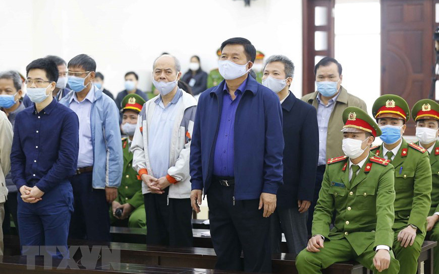 Vụ Ehtanol Phú Thọ: 6 đồng phạm cùng tội danh với ông Đinh La Thăng hầu tòa phúc thẩm - Ảnh 2.