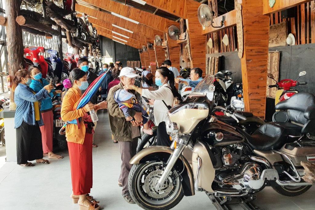Bộ sưu tập 500 xe mô tô có biển số đẹp mê hồn - Ảnh 15.