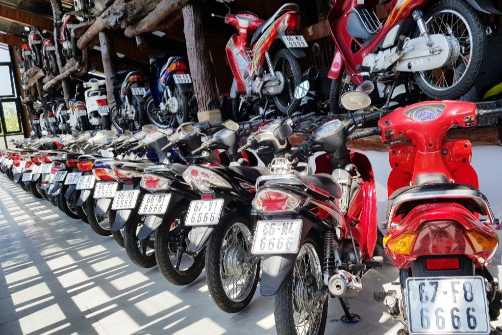 Bộ sưu tập 500 xe mô tô có biển số đẹp mê hồn - Ảnh 5.