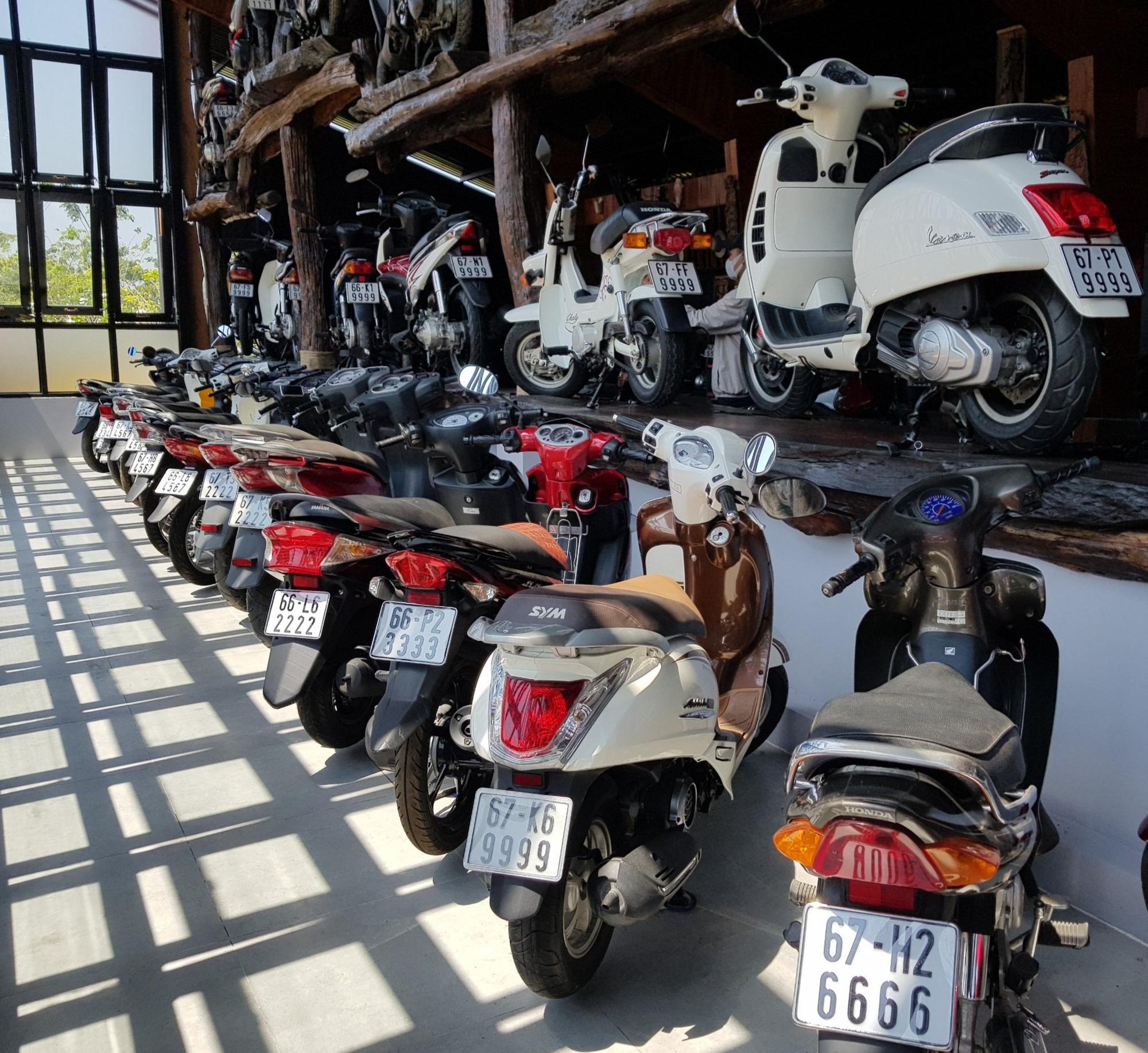 Bộ sưu tập 500 xe mô tô có biển số đẹp mê hồn - Ảnh 13.