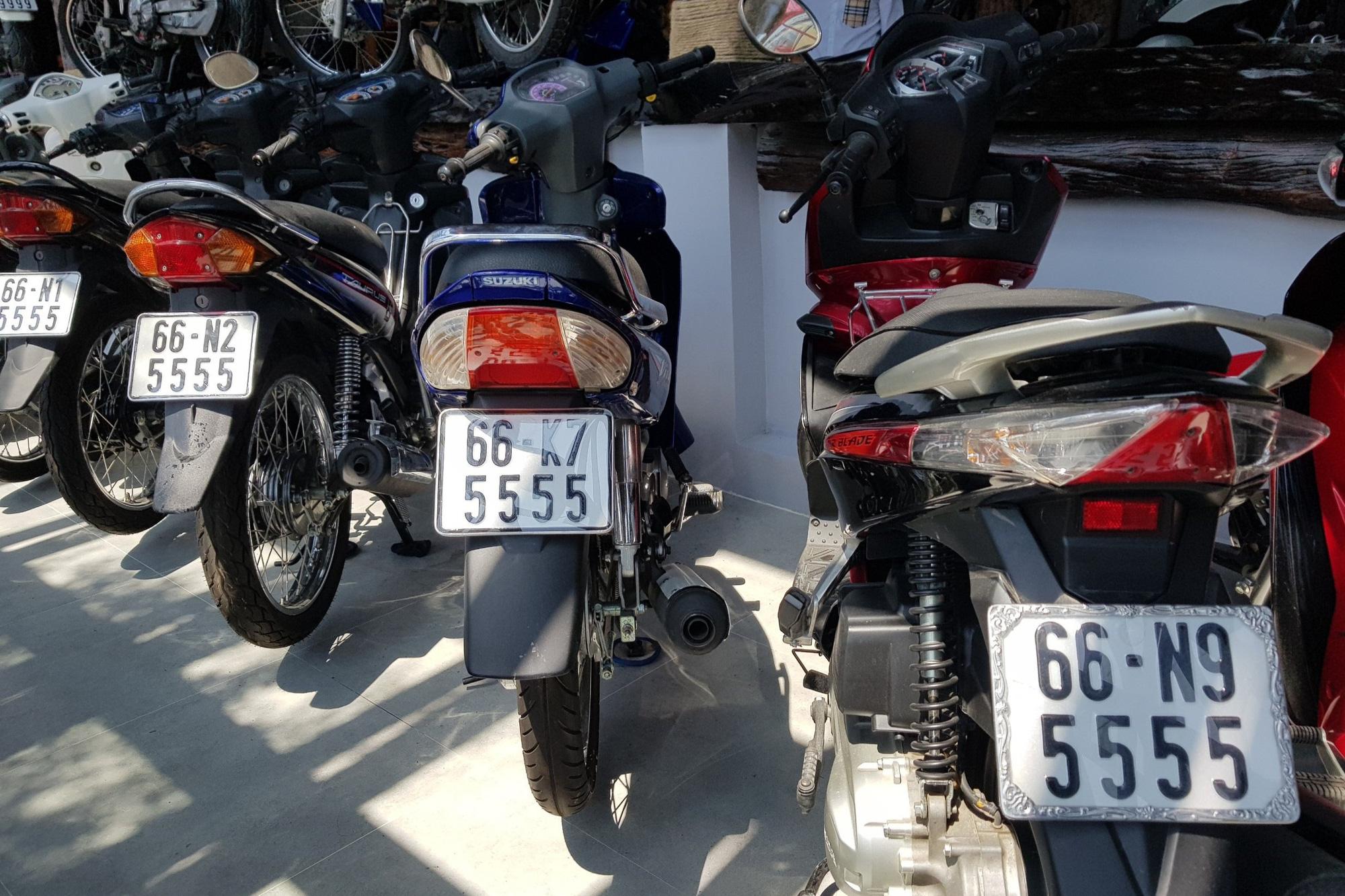 Bộ sưu tập 500 xe mô tô có biển số đẹp mê hồn - Ảnh 3.
