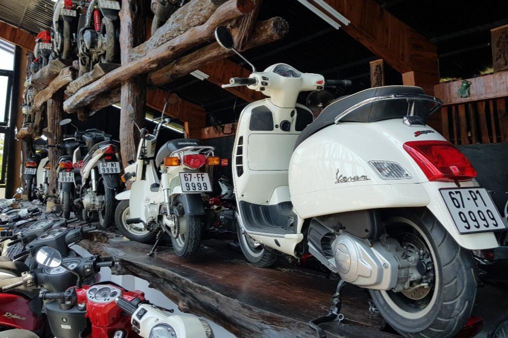 Bộ sưu tập 500 xe mô tô có biển số đẹp mê hồn - Ảnh 8.