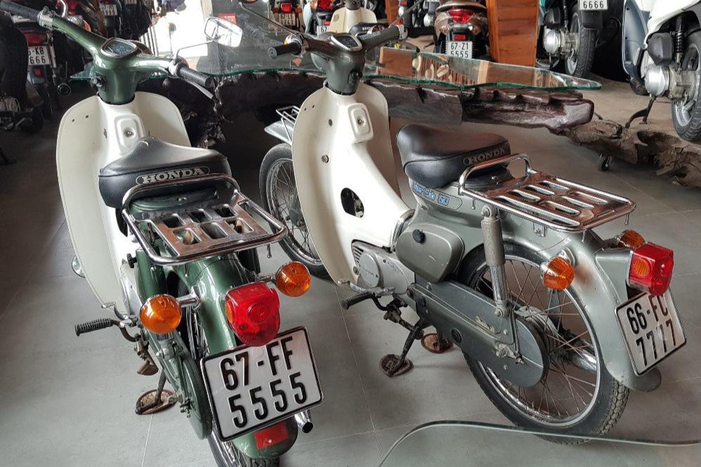 Bộ sưu tập 500 xe mô tô có biển số đẹp mê hồn - Ảnh 6.