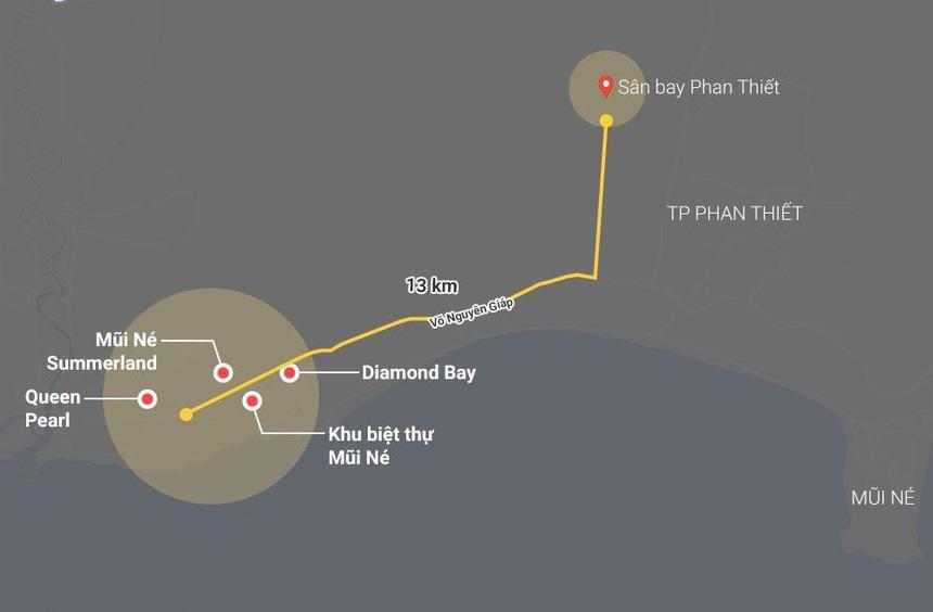 'Cò đất' nườm nượp đổ về sân bay Phan Thiết - Ảnh 4.
