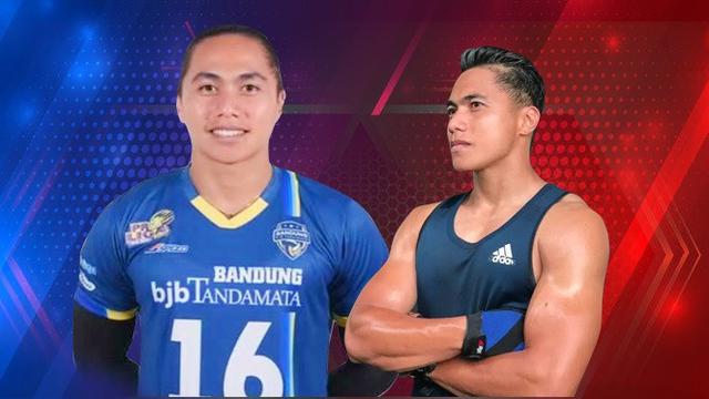 VĐV bóng chuyền giả gái của Indonesia: Quay mặt khi đồng đội... thay đồ - Ảnh 2.