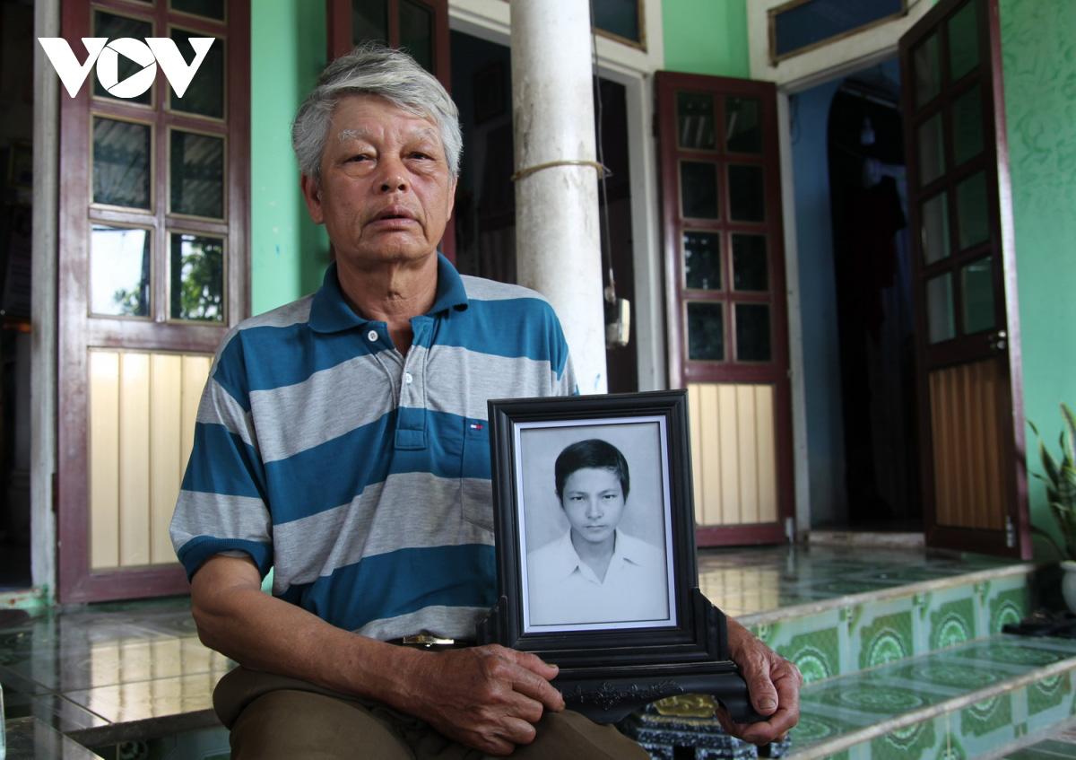 Những điều kỳ diệu trong hành trình 30 năm đi tìm di ảnh cho liệt sĩ Gạc Ma - Ảnh 2.