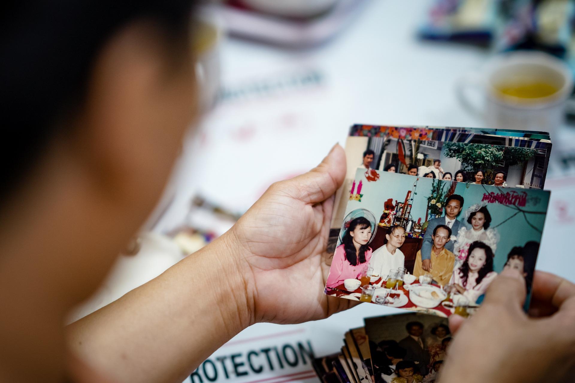 Cuộc sống của con nuôi NSND Kim Cương sau 45 năm thất lạc - Ảnh 4.