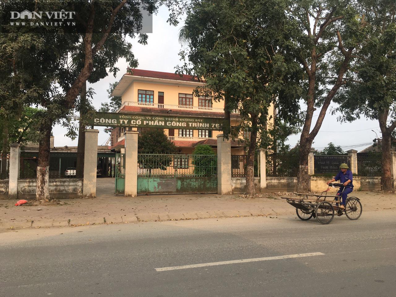 Nghệ An: Cận cảnh khu đất vàng khiến 6 cán bộ UBND TP Vinh bị kỷ   - Ảnh 2.
