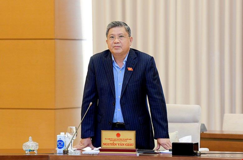 Chủ nhiệm Ủy ban Đối ngoại của Quốc hội: Tôi thấy còn nợ dân 2 điều - Ảnh 1.