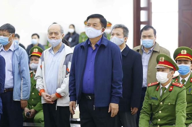 Đang tuyên án ông Đinh La Thăng, Trịnh Xuân Thanh vụ Ethanol Phú Thọ - Ảnh 1.