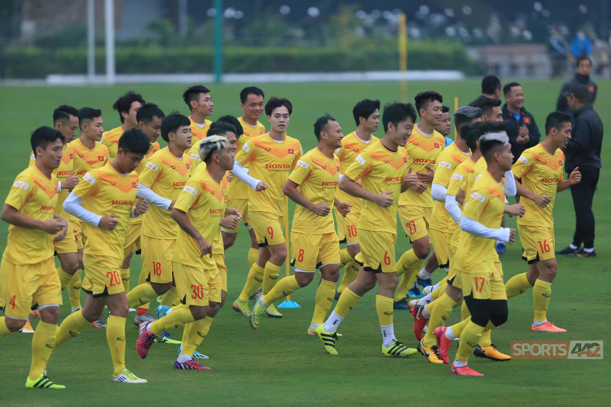 3 tiền đạo Việt Nam xuất sắc nhất trong mắt HLV Park Hang-seo - Ảnh 1.